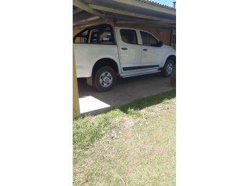 Urgente vendo Camioneta Chevrolet