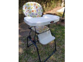 Vendo silla de comer Bebe Mecedora Hamaca Bebesit.