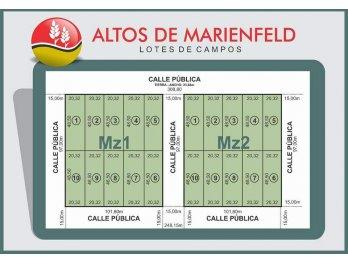 LOTEO ALTOS DE MARIENFELD