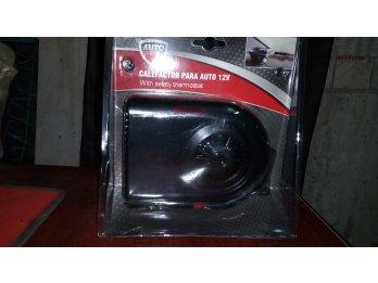 Vendo calefactor 12v