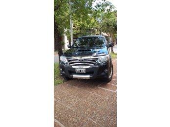 Vendo Toyota Sw4 2012 7 asientos cuero