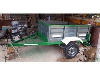Carro o trailer BATAN   1 eje
