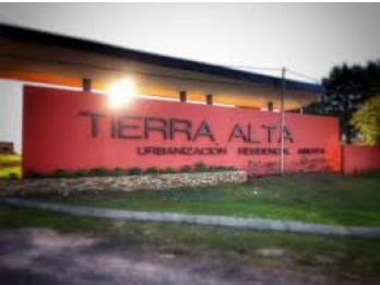SE VENDE TERRENO EN TIERRA ALTA II