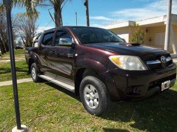 TOYOTA HILUX SRV  4X4  2007
