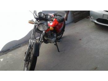 Vendo moto Guerrero GC 125 Queen