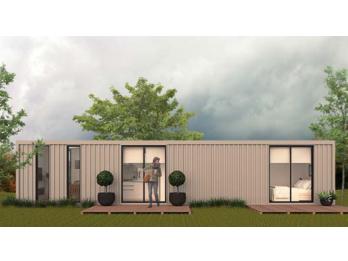 Contenedores adaptados a vivienda/oficinas/locales