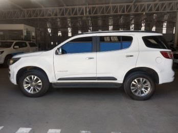 CHEVROLET TRAILBLAZER 4X4 AT 7 ASIENTOS 2.8 CTDI 2018