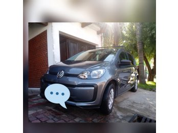 Vendo vw up impecable