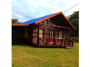 Construimos tu cabaña de Palos y Madera en todo el País