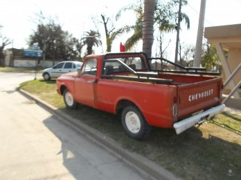 PICK-UP CHEVROLET NAFTA GNC 1972