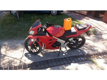 Vendo Moto Mondial Ex 150