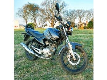 Yamaha YBR 125 2012 full ED - 30.000km - Moto