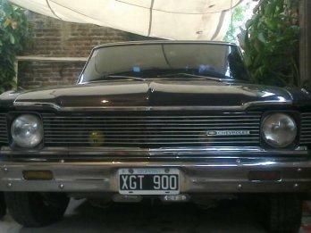 Vendo Chevrolet special