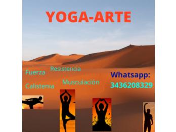 Yoga - Arte :