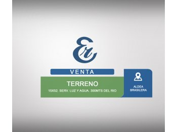 VENTA - ALDEA BRASILERA (C. 1333)