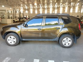 RENAULT DUSTER CONFORT PLUS 1.6 NAFTA 2014