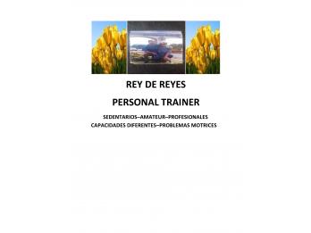 REY DE REYES PERSONAL TRAINER