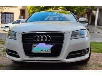 Audi A3 sportback TFSI, recibo menor