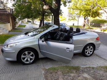 307 Coupe Cabrio caja tiptronic