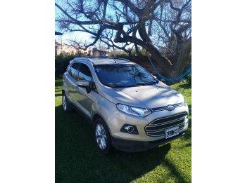 Vendo Ford Ecosport Titanium 1.6