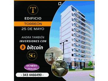 EDIFICIO TORREON 25 DE MAYO - ULTIMOS FINANCIACION