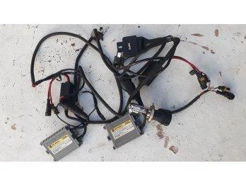 Vendo kit luces xenon $1000