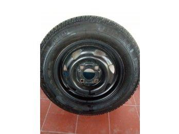 vendo rueda completa con cubierta como nueva R.13 165/70