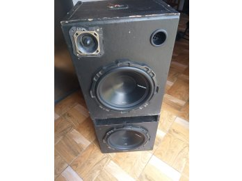Vendo subwoofer Rockford de 12