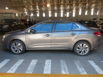 CITROEN C4 LOUNGE EXCLUSIVE AT 1.6 THP 2016