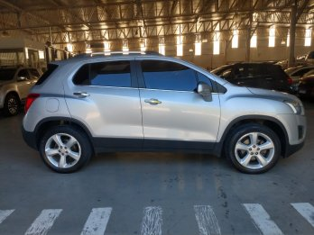 CHEVROLET TRACKER LTZ PLUS 4X4 AT 2016
