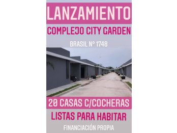 COMPLEJO CITY GARDEN