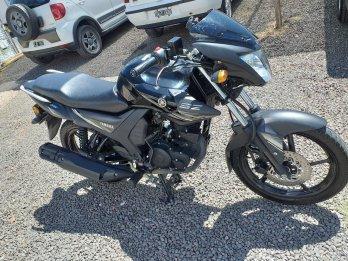 Yamaha 2018 6500km.