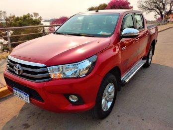 Vendo Toyota hilux , Exelente estado