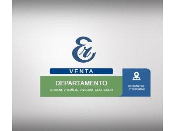 VENTA- Cervantes y Tucuman (c. 1238)