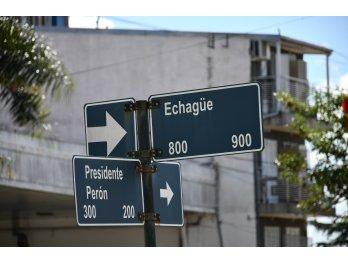 VENDO OFICINA ZONA ECHAGÜE Y PTE. PERON