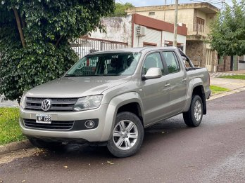 Amarok Highline 180HP. Recibo menor y mayor valor