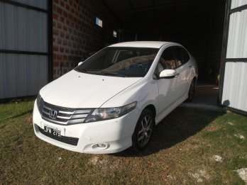 Vendo excelente Honda city