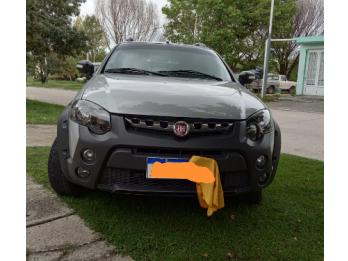 Fiat Strada Adventure 2018