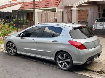 Peugeot 308 GTI 200HP. Recibo menor y mayor valor