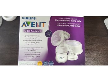 Sacaleche Electrico Avent Sfc332/01 Natural Philips