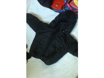 Campera inflable unisex
