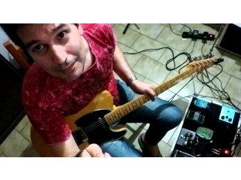 Clases de Guitarra Criolla • Eléctrica Personalizadas