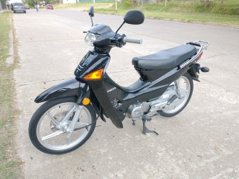 Honda Wave 2009 impecable 12.938km