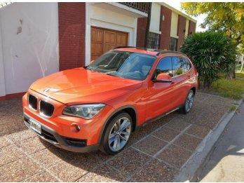 Vendo camioneta BMW model. X1. Escucho ofertas