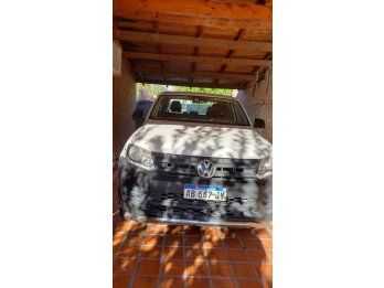 VW AMAROK TDI 2017