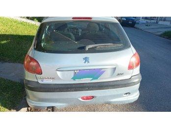 Vendo Peugeot 206 diesel 1.9 full 2004