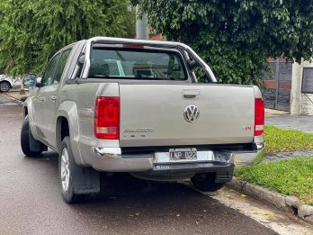 Amarok 2.0Tdi Highline. Recibo menor y mayor valor