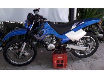Vendo Guerrero gxl 125