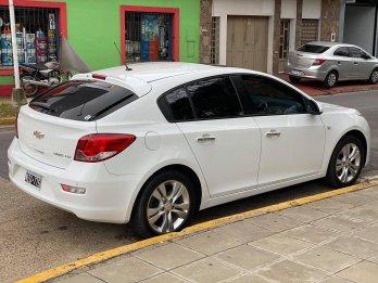 Chevrolet Cruze LTZ 2.0 Vcdi AT. Recibo menor y mayor valor