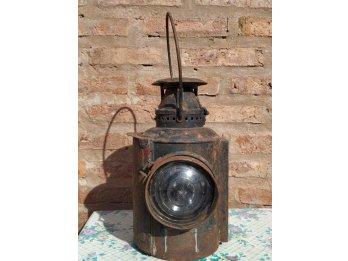 Antiguo Farol Ferrocarril Adlake Lamp London